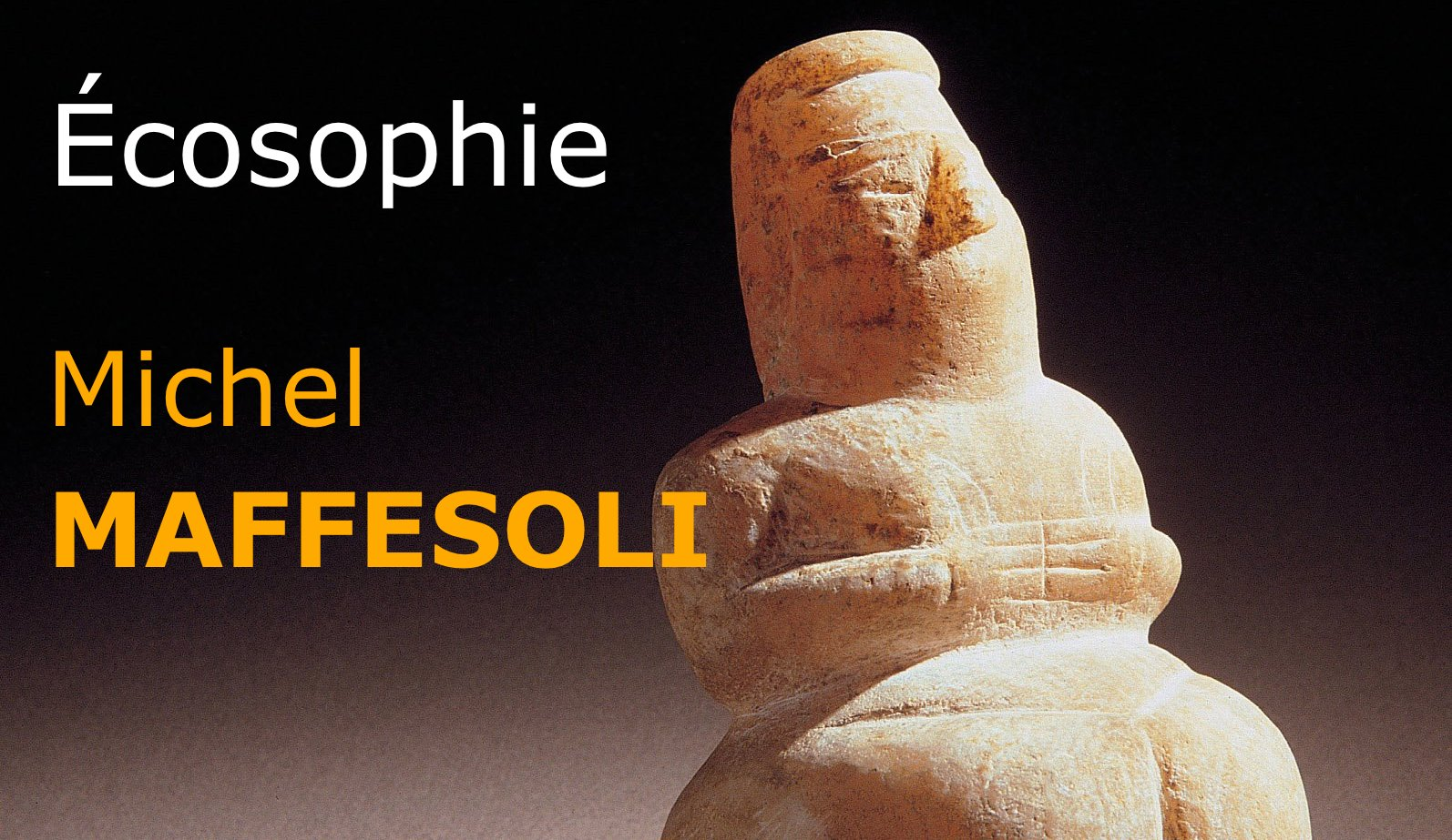 Écosophie, Michel Maffesoli