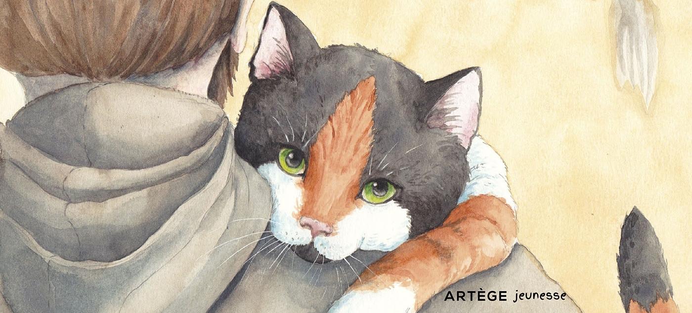 L'histoire du chat Émeline et de frère François