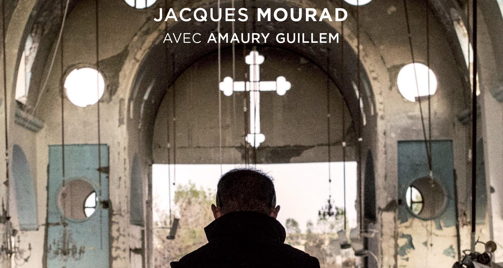 Un moine en otage – Fr. Jacques Mourad